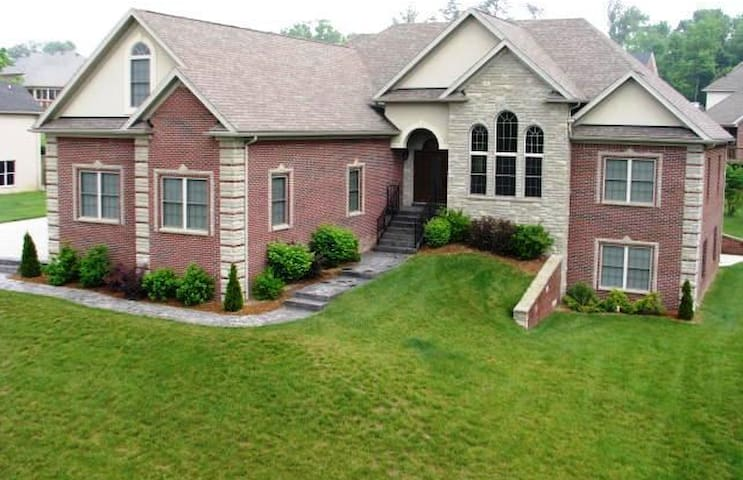 Your Upscale Home Near Louisville!