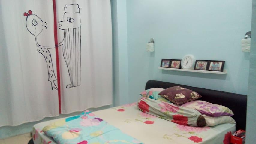 Taman Pandan Damai - 콴탄 - 단독주택
