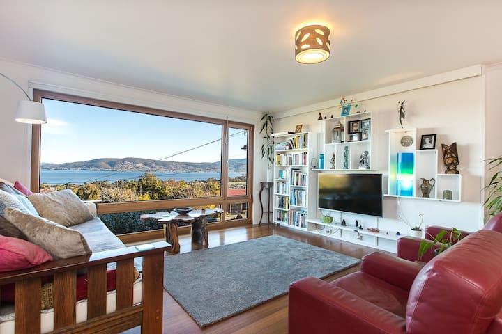 Spectacular views, Comfortable, Beautiful, EcoHome