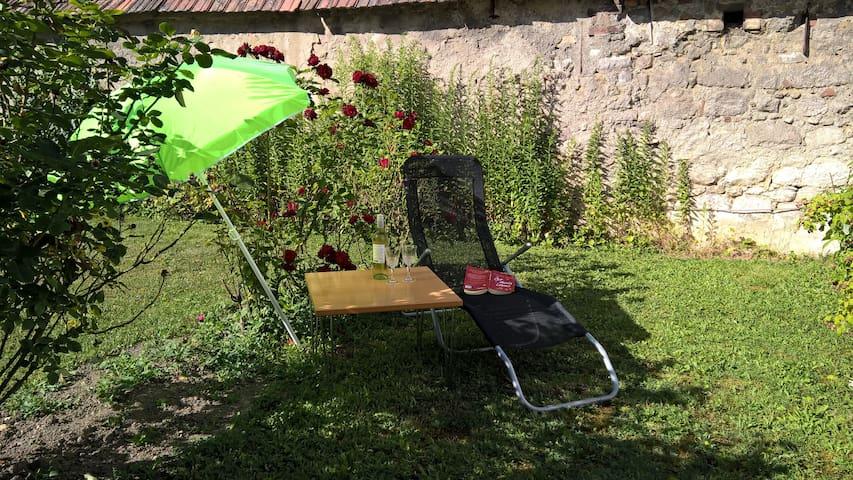 """Ferienwohnung """"Morgensonne"""" - Schützen am Gebirge - Apartament"""