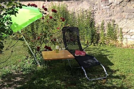 """Ferienwohnung """"Morgensonne"""" - Schützen am Gebirge - Apartment"""