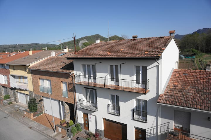 Comfortable apartment - Olot - Apartment