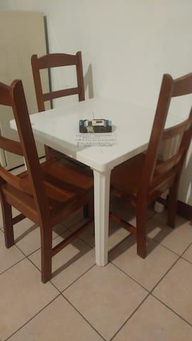 Mesa tipo comedor