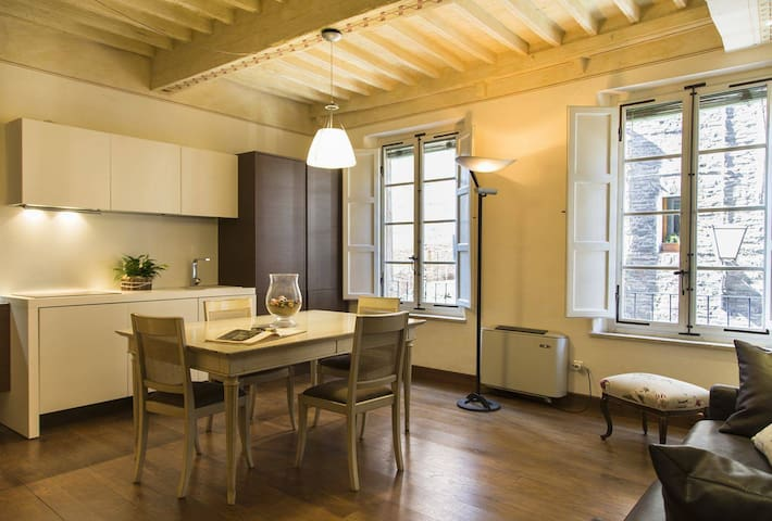 Charming apartment in the heart of Siena - Siena - Apartment