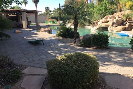 Beautiful 6BDR Scottsdale Home - Paradise Valley - Maison