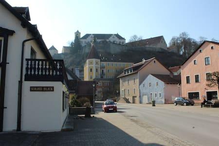 Doppelzimmer im idyllischen Ortsteil Möhren - Treuchtlingen - Гостевой дом