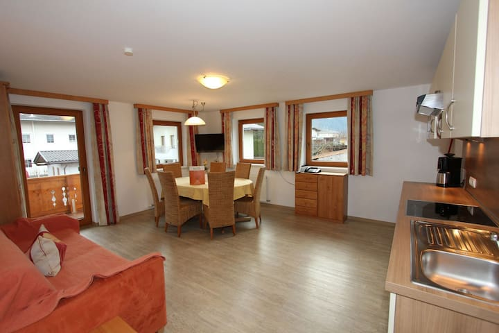 Stilvolles Appartement in Uderns mit Balkon