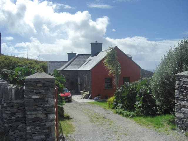 The Old Skellig view Schoolhouse