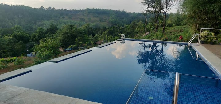The Vana Valley Retreat-Best Resort-Infinity Pool