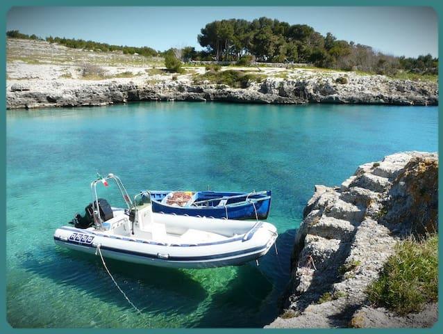 Relax a due passi da Otranto,  Puglia (short lets) - Uggiano la chiesa - Pis