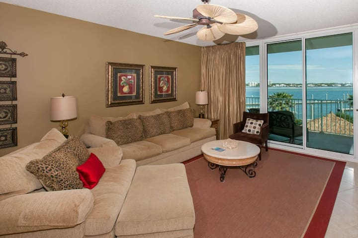 Caribe B-0208 - FREE GOLF, FISHING, DVD RENTALS, WATERVILLE AND ESCAPE ROOM TICKETS! - Orange Beach