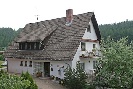 Great Apartment Scherzinger 5466.2 - Eisenbach (Hochschwarzwald) - 公寓