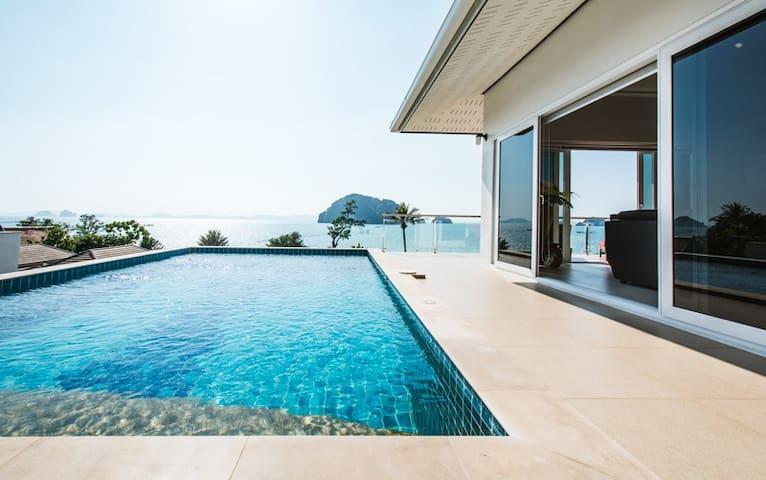 Karsts View Pool Villa