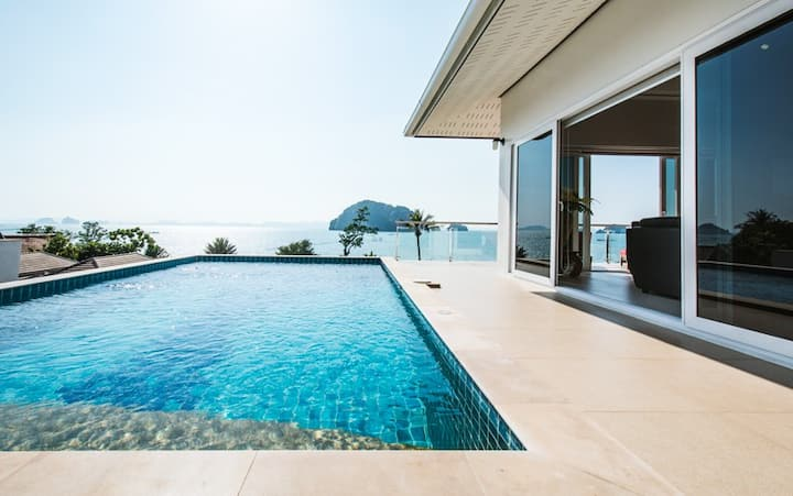 Karsts View Pool Villa