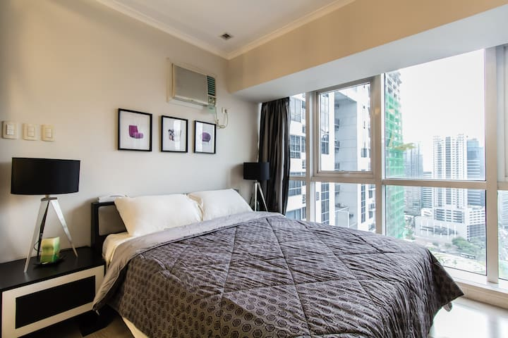 Contemporary Studio in Fort Bonifacio/BGC, Taguig - Taguig - Apartamento
