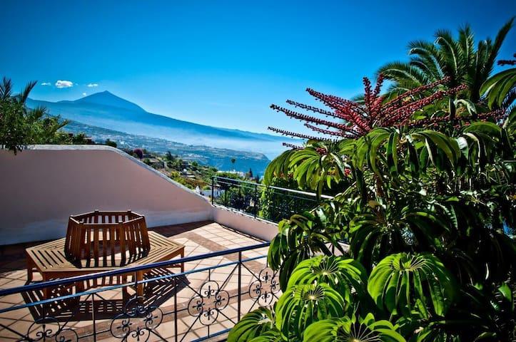 El Refugio: Apartment El Teide - La Matanza de Acentejo - Kondominium