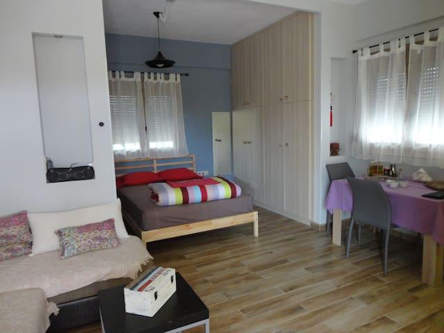 Alkis Studio, Gournes, Heraklion - Xeropotamos - Apartamento