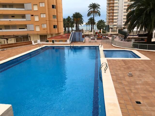 Apartamento en playa Racó de Cullera