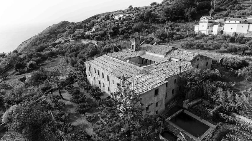 Ex Convento | house with vegetable garden. - Belmonte Calabro - Jiné