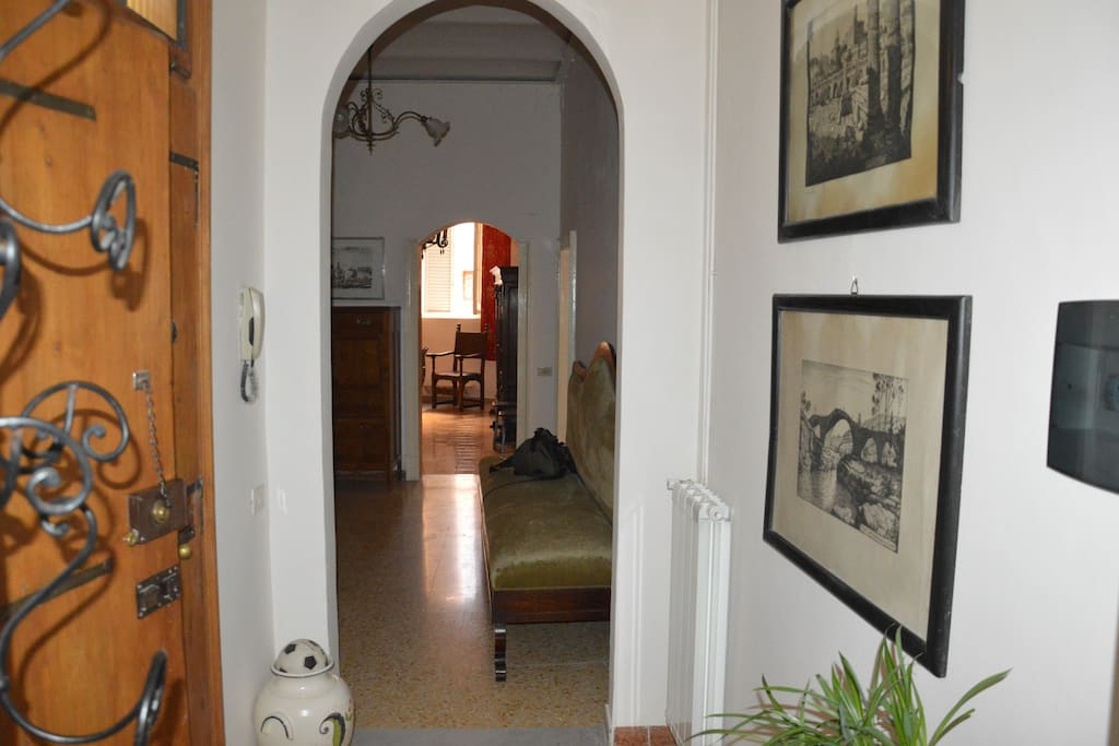 Ingresso Bed & Breakfast Casa Ciri
