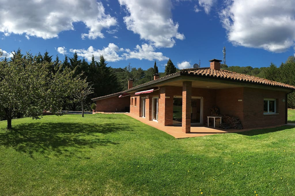 Cingles del moian s casa de campo con piscina casas de - Hoteles casa de campo madrid ...
