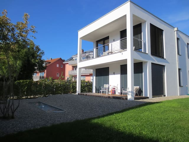 Appartement 60m2 direkt am bodensee apartments for rent for Apartment bodensee