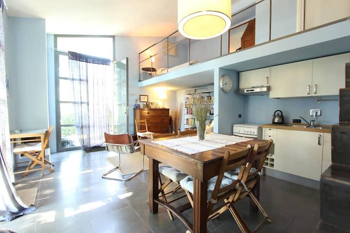 A 2 Levels Apartment in a Wonderful Modern Villa.