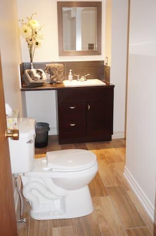 Belles chambres dans une maison chaleureuse - Montréal - Bed & Breakfast