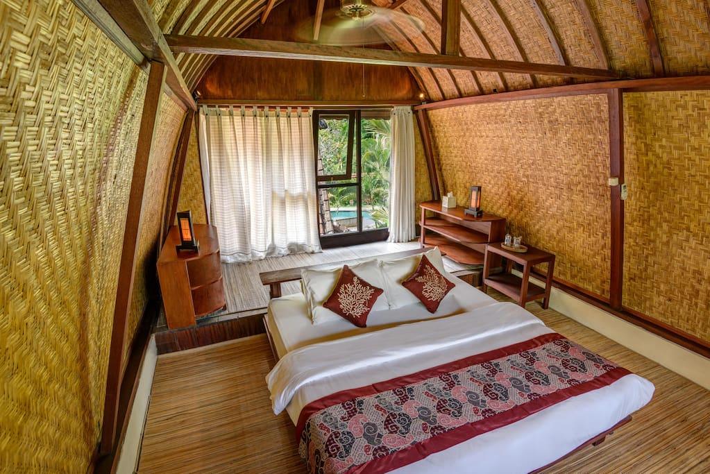Roof Top Bedroom