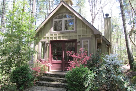Charming cabin,  minutes from Lake Rabun - Lakemont - Kulübe