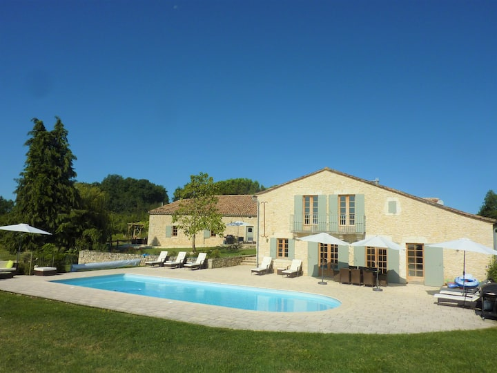 Retreat de Ramond (West Wing), near Duras
