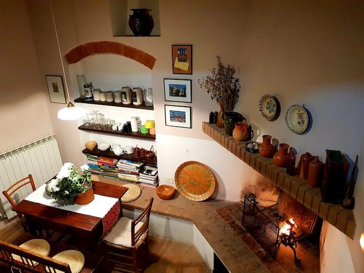 Un appartamento in Castello