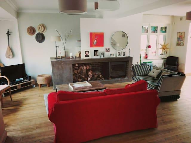 Maison de famille - Louvil - Hus