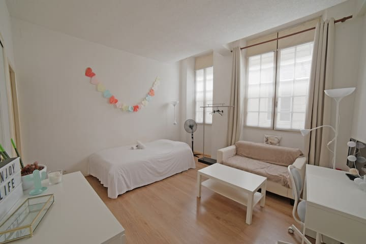 Cute little studio *Quartier Saint-Pierre*