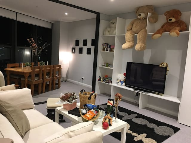 Comfort place to stay in Sydney - Wentworth Point - Apartemen