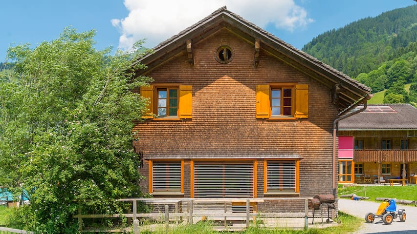 "Holiday farm - Detached house ""Kunsthaus"""