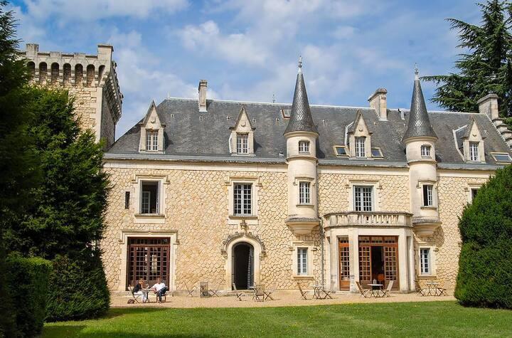Chateau De La Croix at Nouvelle-Aquitaine
