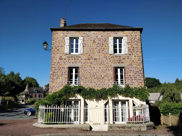 Beautiful home in the heart of Clécy