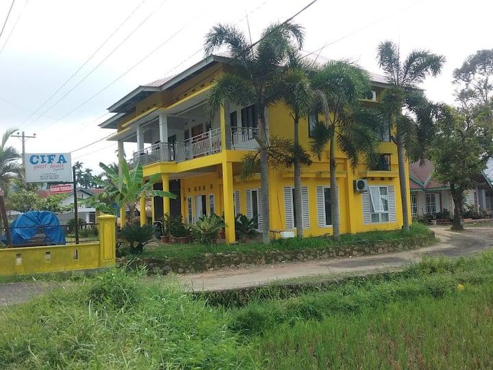 CIFA GUEST HOUSE
