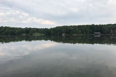 Serenity Haven at Lake Barkley for 2 - 7 adults
