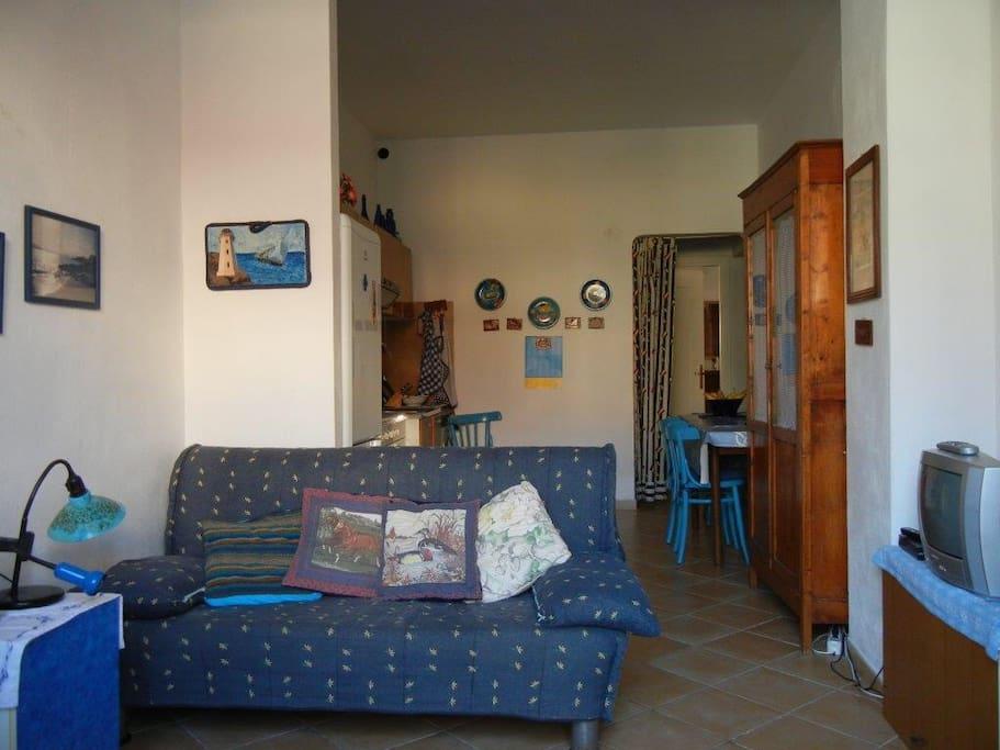 Appartamento nel cuore dell 39 isola appartamenti in for Appartamento sardegna agosto