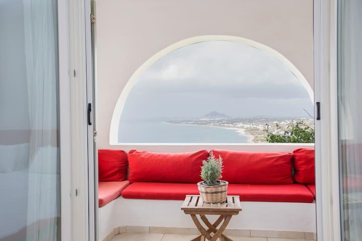 Aggeliki apartment in villa mousa