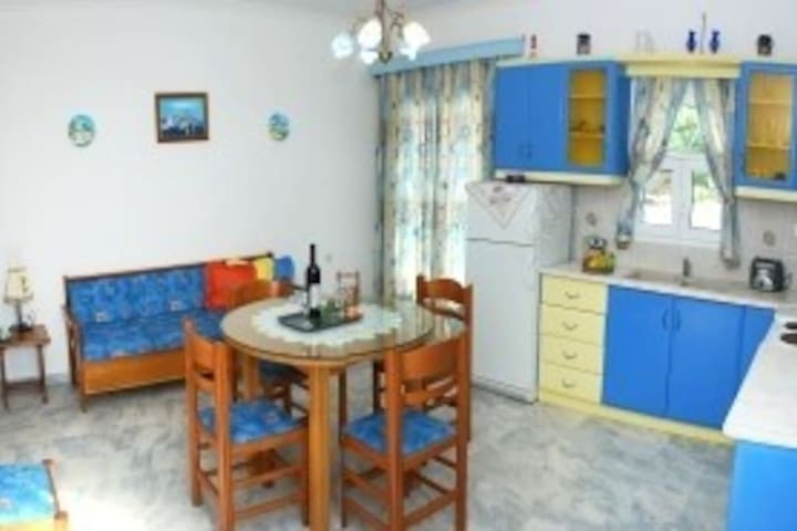 Andrika villa in Xenios Avlais | Mountain view - Alikanas - Apartment
