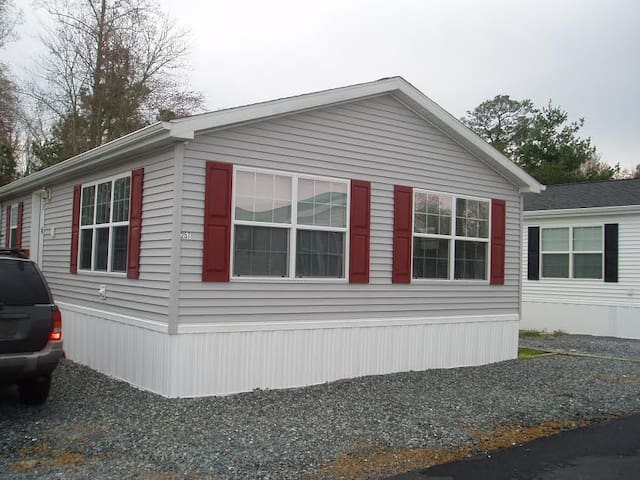 Cozy and quiet living just outside of Ocean City - Ocean Pines - Casa