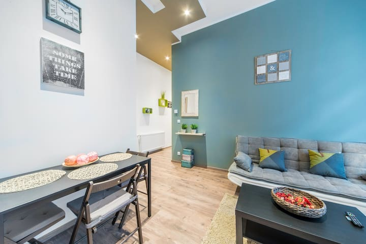 Liliom 2 bedroom apartment - Budapest - Appartement