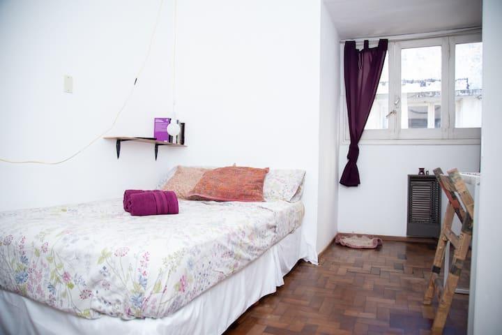 Habitación privada con baño en suite - Céntrica