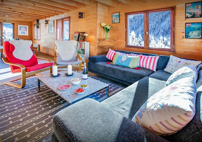 Kids will love the games room at this bright, cheery chalet - OVO Network