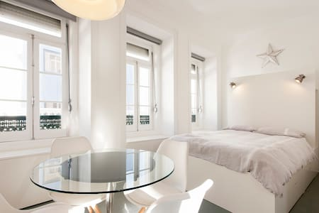 Chic studio apartment in Lisbon city centre - Lisboa - 公寓