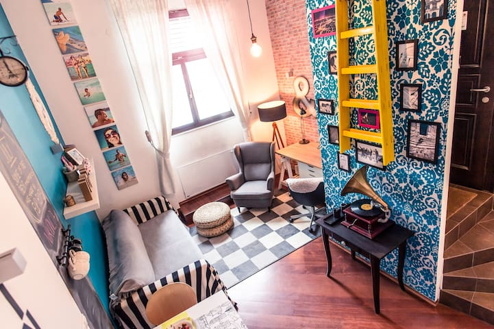Coolest apartment in Maribor - Maribor - Byt