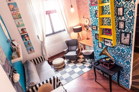 Coolest apartment in Maribor